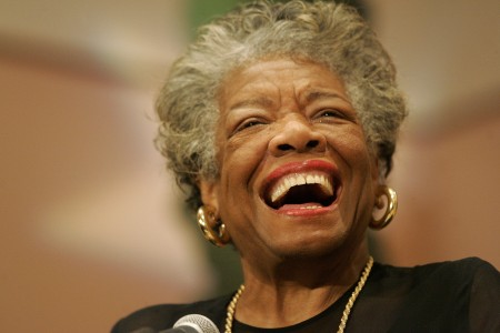 A Great Spirit, Maya Angelou has left our world…