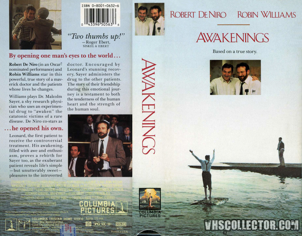 awakenings movie analysis essay