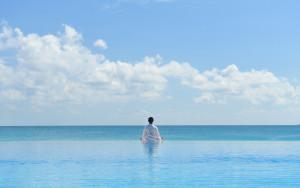 wjvincent zen ocean meditation